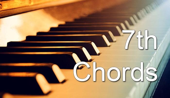Hợp âm 7 piano