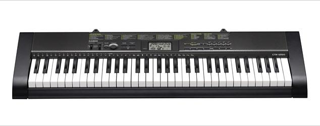 Cách sử dụng đàn organ để học piano
