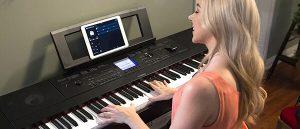 Đánh giá đàn piano điện Yamaha DGX-660