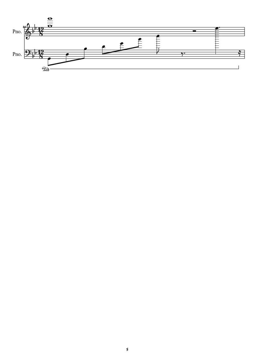 Sheet piano Mariage D' Amour | Richard Clayderman